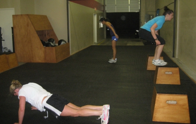 Workout of the Day: 24-Feb-2011