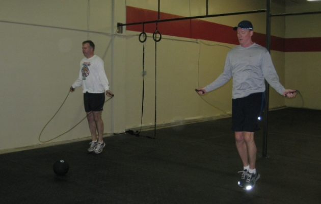 Workout of the Day:  09-Feb-2011