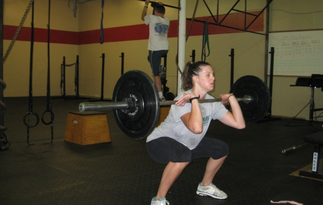 Workout of the Day:  10-May-2011