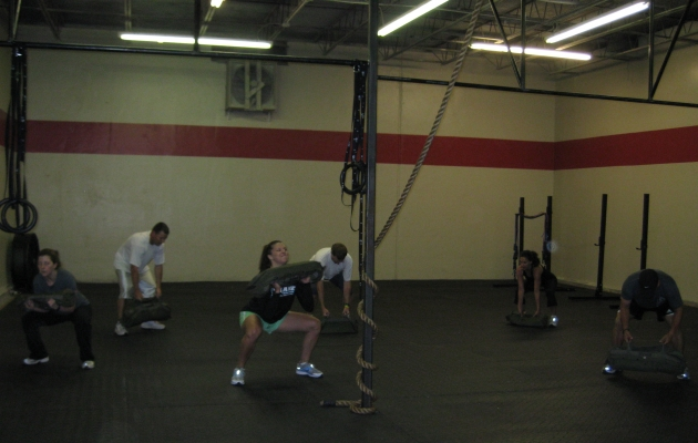 Workout of the Day:  11-May-2011