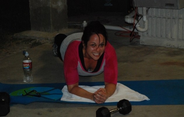 Workout of the Day:  18-Apr-2011