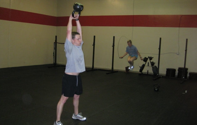 Workout of the Day:  13-Apr-2011
