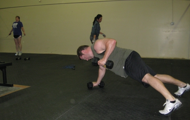 Workout of the Day:  23-Feb-2011