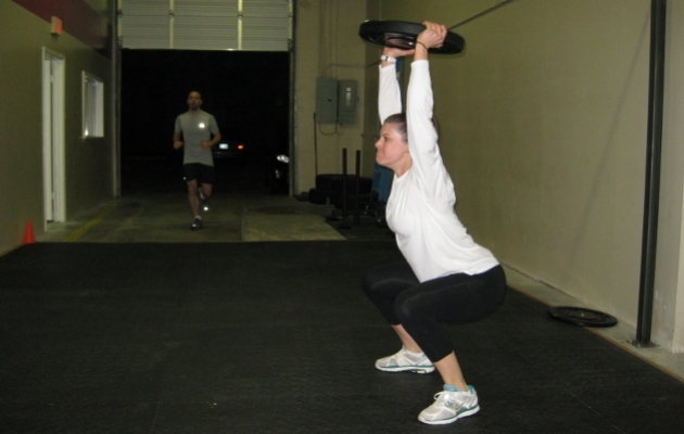 Workout of the Day:  18-Feb-2011