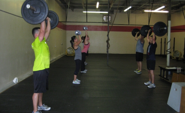 Workout of the Day:  02-Aug-2011