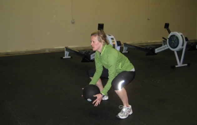 Workout of the Day:  12-Mar-2011