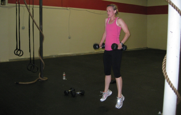 Workout of the Day:  12-Apr-2011