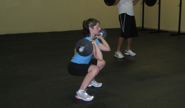 Workout of the Day:  04-Aug-2011