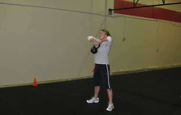 Workout of the day:  09-Apr-2011