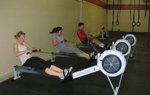 Workout of the Day:  15-Apr-2011