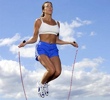 February Fitness Challenge:  Jump Rope!!!