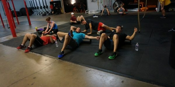 Bring a Friend Saturday WOD, 24-September-2016