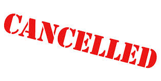 8:30 am Thursday CrossFit Class and 7 pm Tuesday Skills Class – Cancelled beginning Oct 1st