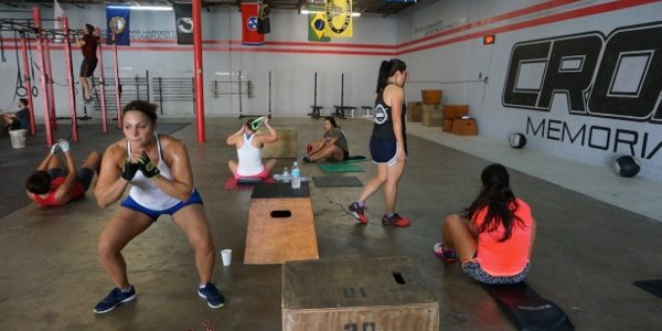 Bring a Friend Saturday WOD, 01-October-2016