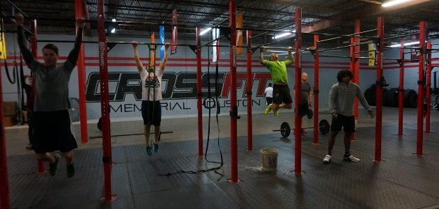 Bring a Friend Saturday WOD: 11-February-2017
