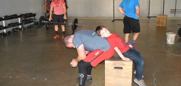 Bring a Friend Saturday WOD: 15-April-2017