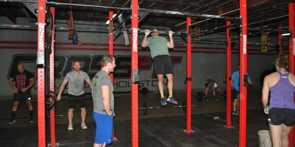 Bring a Friend Saturday WOD: 20-May-2017