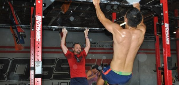 Bring a Friend Saturday WOD: 15-July-2017