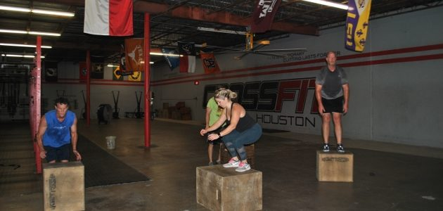 Bring a Friend Saturday WOD: 11-November-2017