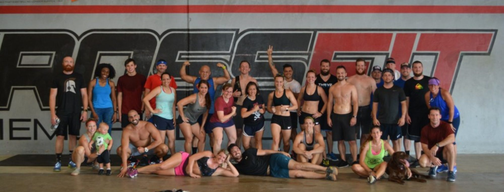 CrossFit Memorial Houston